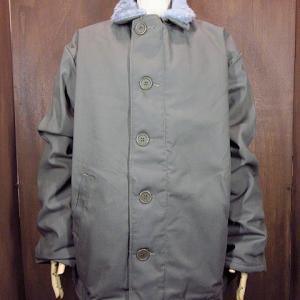 1970's DEADSTOCK N-1 Type Deck Jacket 44,DEADSTOCK U.S.ARMY ECWCS Gen3 Level3 Happy Suite MR,1940's Kids JAPAN Souvenir Jacket,,,