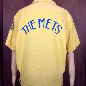 1960's Levi's 605 BIG E  Denim Cut off Shorts W32,1960's Bowler's Chain Stitch Bowling Shirt M,1950's French Army Chino Shorts W25,,,