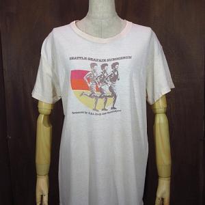 1970's REI Marathon Printed T-Shirt, 1960's-1970's DEADSTOCK U.S.NAVY 6 Eyelet Service Shoes, 1960's PANACOOL Panama Hat,,,