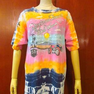 1950's Zeta Tau Alpha Sweat Shirt,1990's Daytona Beach Bike Week '91 Tye-Dye T-shirt,1960's ZERO HALLIBURTON Attache Case,,,