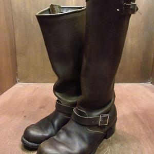 1970's Long Engineer Boots, 1990's RED WING 595 Chukka Boots, -1930's G.F.SHUR-ON Oval Eyeglasses,,,