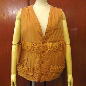 1960's Tiger Stripe LLD Trousers W74cm, 1950's Parcraft Plaid Print Flannel Shirt, 1980's Levi's 70608-0216 Lining Bore Denim Jacket size 46R,,,