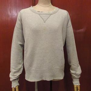 1940's Both V Cotton Sweatshirt Gray, 1930's-1940's Denim Barracks Bag, 1970's Redmon Picnic Basket,,,