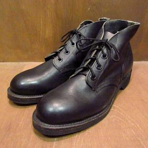 """1960's REDWING """"TUFFY"""" Work Boots Size 8D,1980's DEADSTOCK Military EH Chukka Boots Size 9R,1960's Coleman 5402A Picnic Stove,,,"""