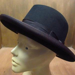 1950's KNOX Homburg Hat, 1950's STETSON Fedora Hat, 1990's DEADSTOCK Levi's 560 Tapered Jeans,,,