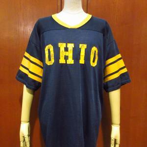 1970's Railroad Printed L/S Cotton Shirt,1970's Wrangler 13MLBG Straight Pants,1990's TULTEX Tits types Tee,,,