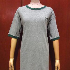 1990's Nine Inch Nails Print t-shirt black size L, -1940's Calico patchwork fabric size 190.5cm×125cm, 1970's DEADSTOCK U.S.ARMY Cotton satin baker pants size 34×31...