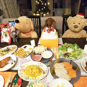 いまさらのクリスマスパーティー