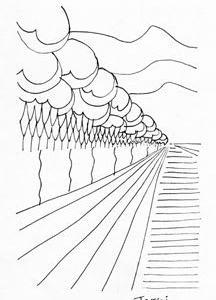 昨日のシュール10葉(ミリペン画)