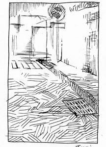 「本日のシュール-幻」4、5、6睡(ミリペン画)