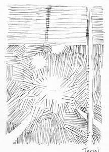 「本日のシュール-空模様」11柄(ミリペン画)