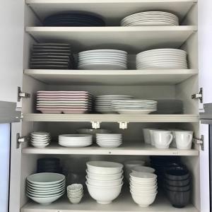 食器収納の基本