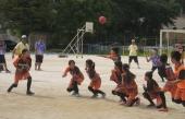 第92回小金北地区ドッジボール大会が開催されました
