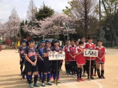 2019年小金北ドッジボール新人戦開催される!