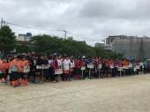 第39回松戸市長旗争奪ドッジボール大会開催される!