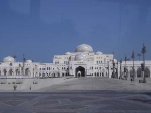 2019年春のUAE(2)ー アル・ワタン宮殿