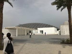 2019年春のUAE(4)ー ルーブル美術館