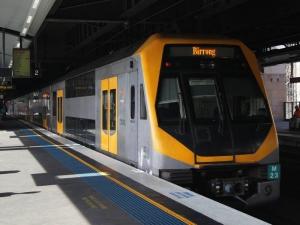 2016年のオーストラリア・シドニー(1)ー シドニーの近郊電車
