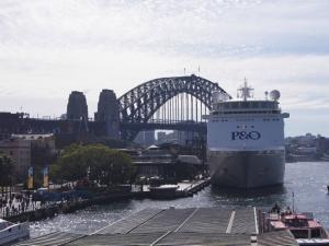 2016年のオーストラリア・シドニー(2)ー シドニーハーバーブリッジ