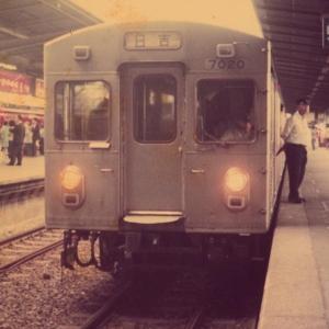 1970年代の東京の私鉄(6)ー東急・西武1972年