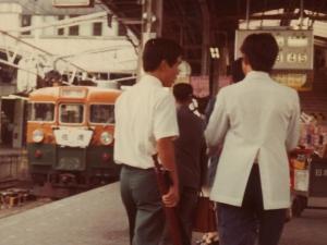 1972年の首都圏の国鉄(4) ー165系急行