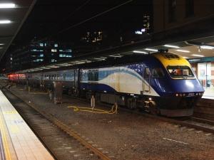 2016年のオーストラリア・メルボルン(1)- メルボルンへの夜行列車
