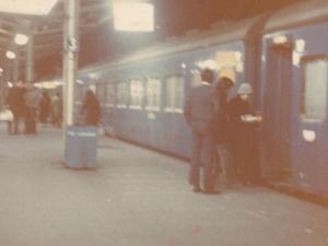 1974年の日本の鉄道(1)急行「銀河」