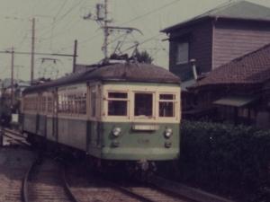 1974年の日本の鉄道(3)江ノ電