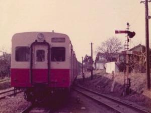 1974年の日本の鉄道(4)久留里線