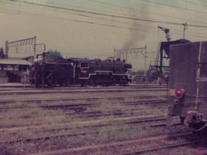 1974年の日本の鉄道(6)九州のキューロク