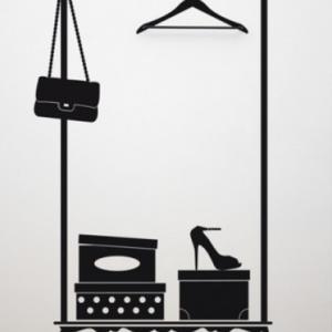 """どうなってんの?海外のトリックアート家具""""Lady Hanger""""が謎すぎると話題に!"""