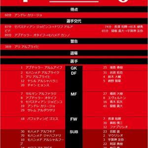 ACL決勝★浦和vsアル・ヒラル
