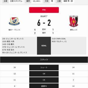 Jリーグ第27節★浦和vs横浜FM