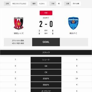 Jリーグ第3節★浦和vs横浜FC