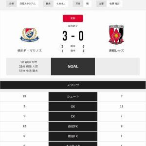 Jリーグ第4節★浦和vs横浜FM