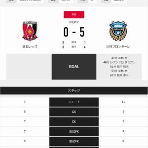 Jリーグ第6節★浦和vs川崎