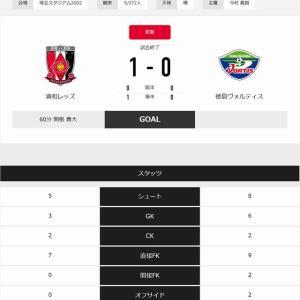 Jリーグ第9節★浦和vs徳島