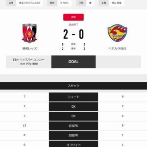 Jリーグ第13節★浦和vs仙台