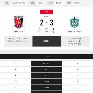 Jリーグ第18節★浦和vs湘南