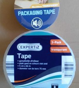 静かなテープ