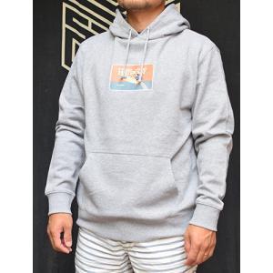 10107回 凧人オリジナル パーカー・HAPPI&SURF