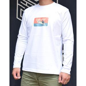 10372回 凧人オリジナル長袖シャツ・HAPPI&SURF