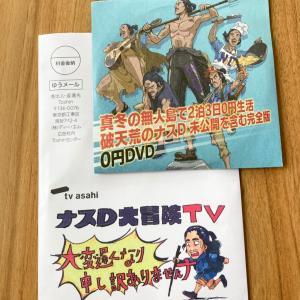 ナスD大冒険TV DVDセット☆