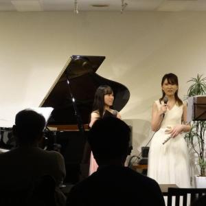 11/9(土)マチネ 歌とフルート、ピアノで奏でる愛のメロディ♪