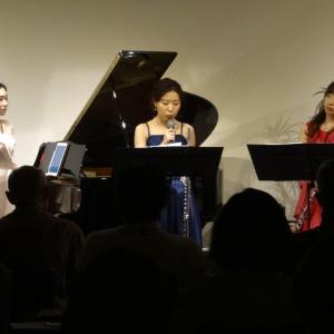 """11/10(日)マチネ ricottaさんの""""旅するコンサート""""♪"""