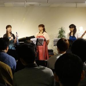 """11/29(金)Trio Infinityが贈る""""銀色の冬"""""""