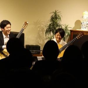 11/30(土) SOUND HOLES DUO CONCERT♪