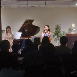 2/2(日) ヴァイオリン&ピアノ Duo Concert♪