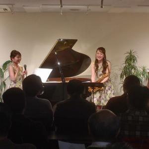 2/8(土) Sax&Piano Valentine Live♪
