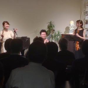 2/14(金) 風の旅&日野真奈美 レコ発ライブ♪